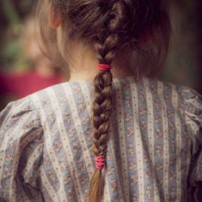 Nogah's first haircut התספורת הראשונה שלנגה