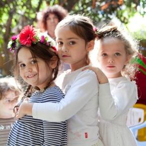 A year in paradise שנת ילדות  בגן של רחלואברמיק
