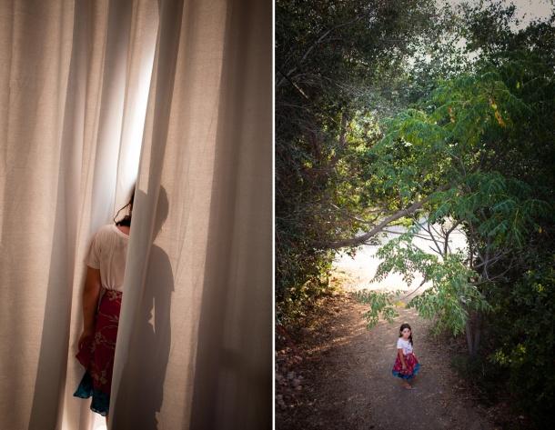 A breath of sanity  / Photo by: Yael Ilan