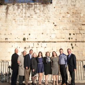 ABBY'S BAT MITZVAH //JERUSALEM